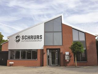 Nieuwe gebouw Autoschade Schrurs, Soerendonk 2014