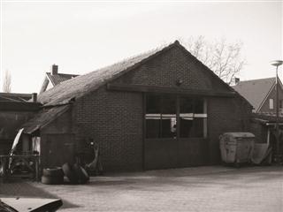 Oude gebouw Autoschade Schrurs Soerendonk 1964